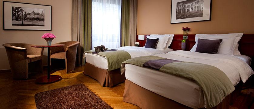 Hotel Slon, Ljubljana, Slovenia - twin room 2.jpg